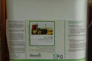 Chế phẩm vi sinh xử lý nước thải phân hủy kị khí BCP 12