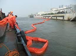 Phao quây thấm dầu tràn, loang trên sông biển (20cmx6.0m)